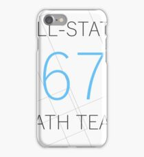 All-State Math Team iPhone Case/Skin