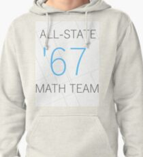 All-State Math Team Pullover Hoodie