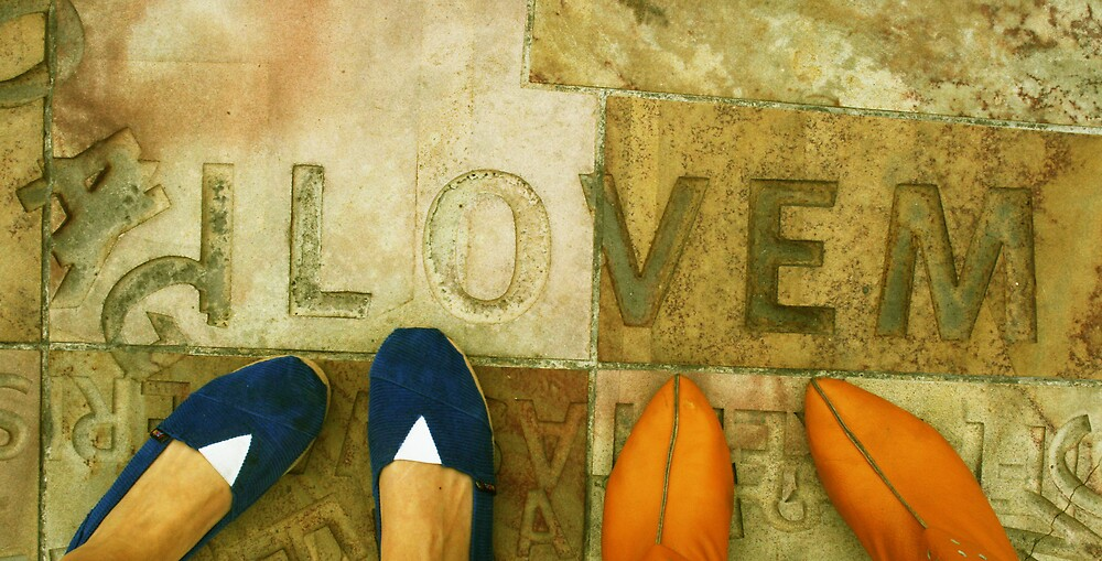 love your feet by katiesykes