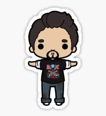Tony Uniform - Casual Sticker