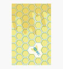 Honey Case Photographic Print