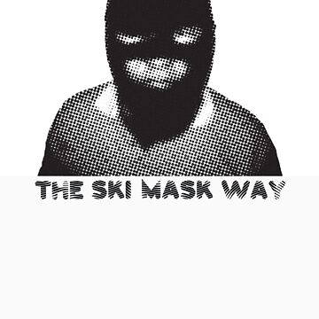 THE SKI MASK WAY by bluebaby