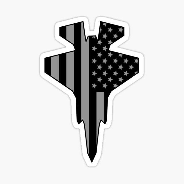 5th Gen Patriot Sticker