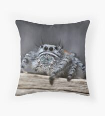 Four Eyes to Better See You With Throw Pillow