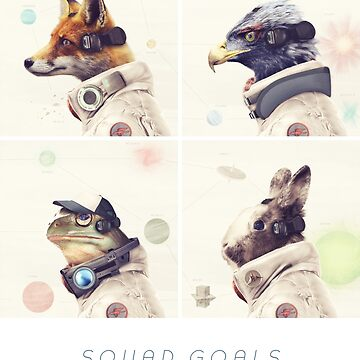 Star Team - Squad Goals by andywynn