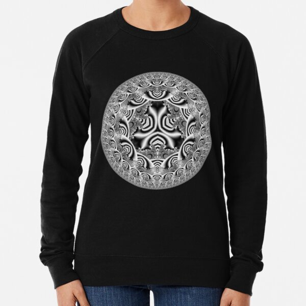 Infinity Circles 4 Lightweight Sweatshirt