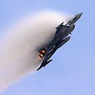 Eurofighter Typhoon F2 by Stuart Robertson Reynolds