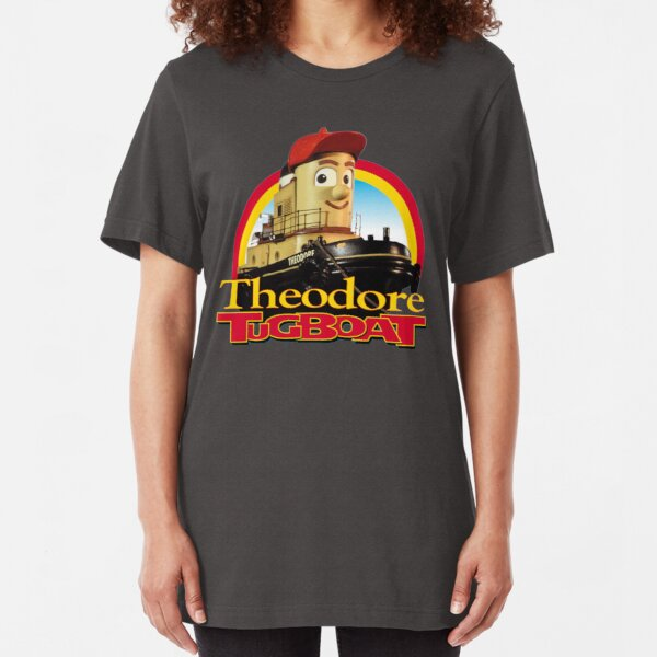 Theodore Tugboat Slim Fit T-Shirt