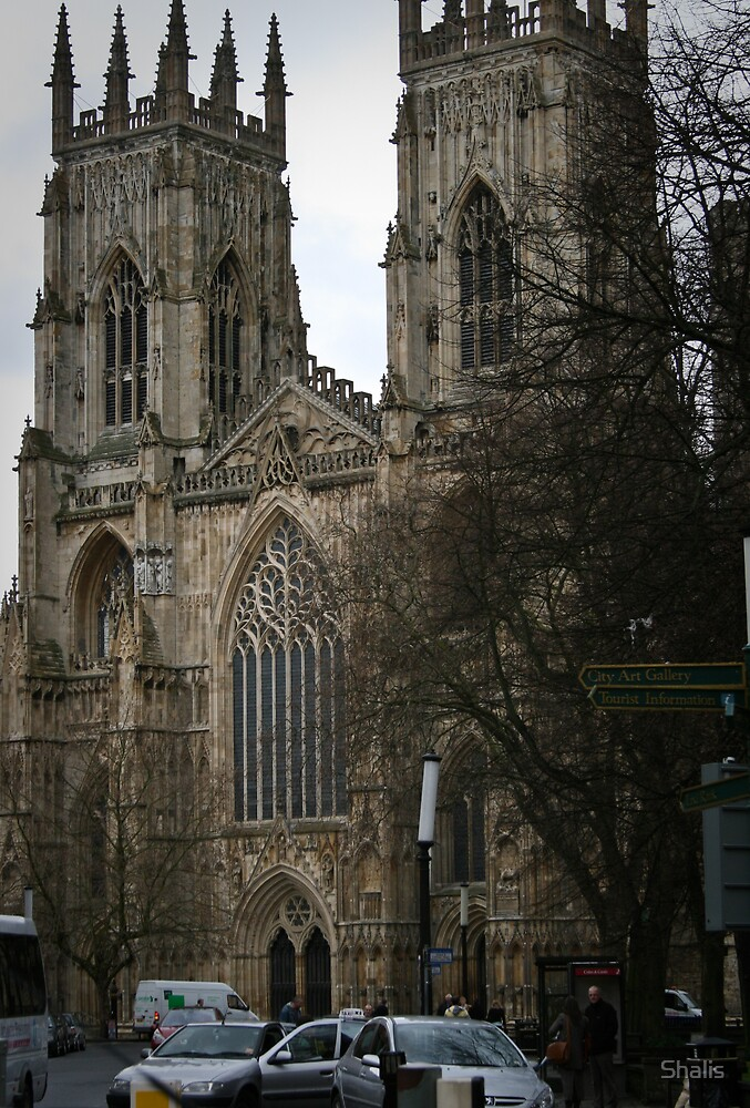 Yorkminster Cathedral by Shalis