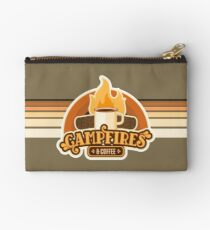Campfires and Coffee Studio Pouch