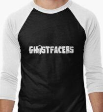 ghostfacers supermatural Men's Baseball ¾ T-Shirt