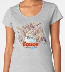 The Dollop 2018 (clothing) Women's Premium T-Shirt