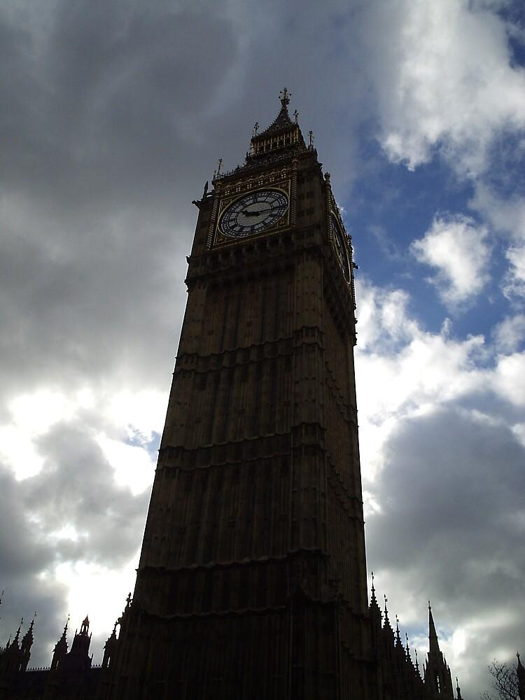 london by Daniel Hough