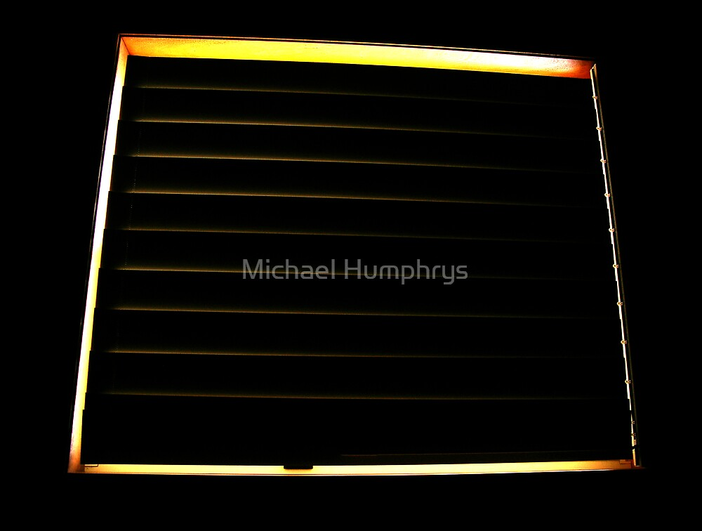 Window to Hell by Michael Humphrys