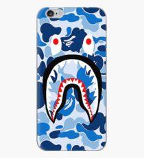 Blue Bape Shark Cases iPhone Case
