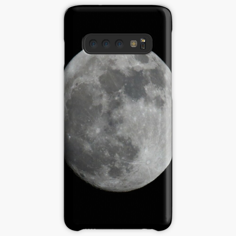New Years Eve Moon Case & Skin for Samsung Galaxy