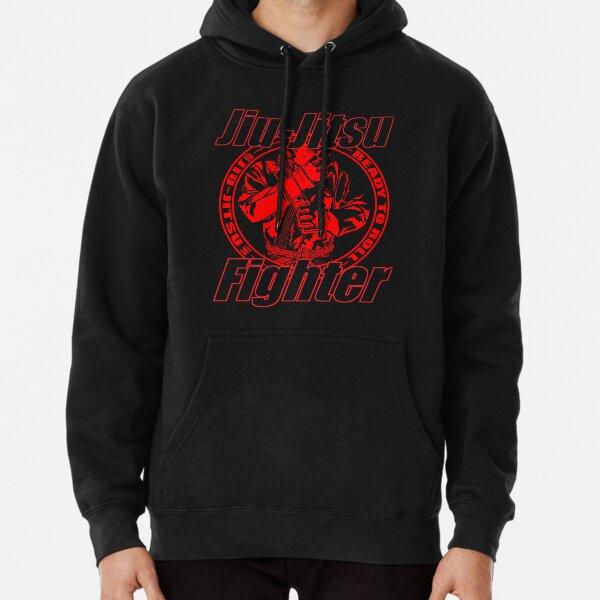 Jiu Jitsu Fighter Pullover Hoodie