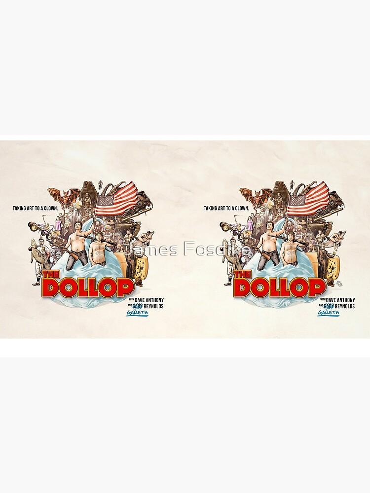 The Dollop 2014 - Mug by MrFoz