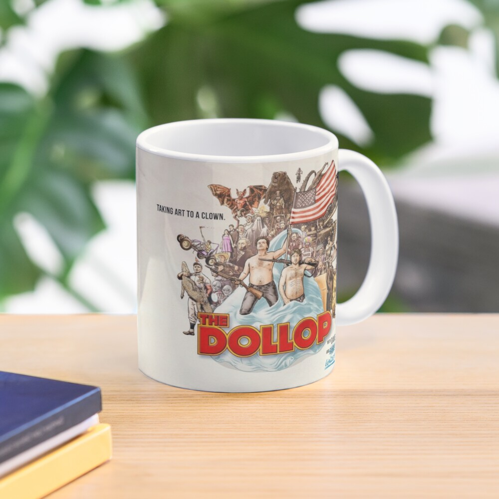 The Dollop 2014 - Mug Mug