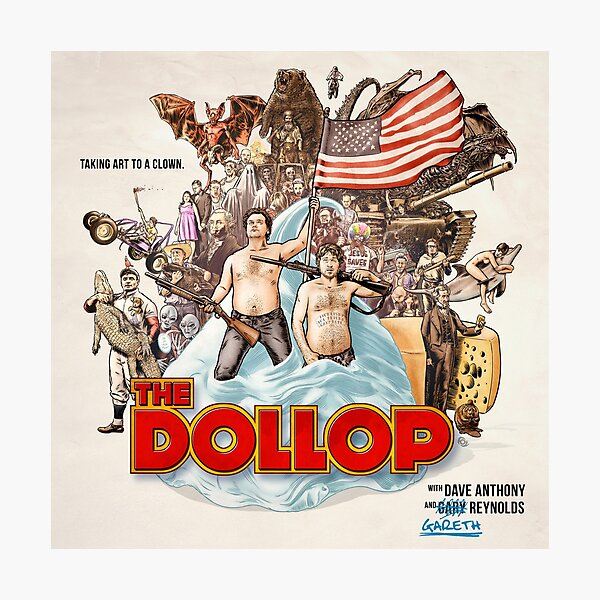 The Dollop 2014 Photographic Print