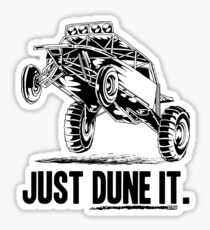 Dune Buggy Just Dune It Sticker