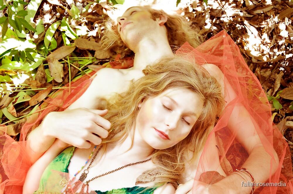 Midsummer Nights Dream by fallenrosemedia