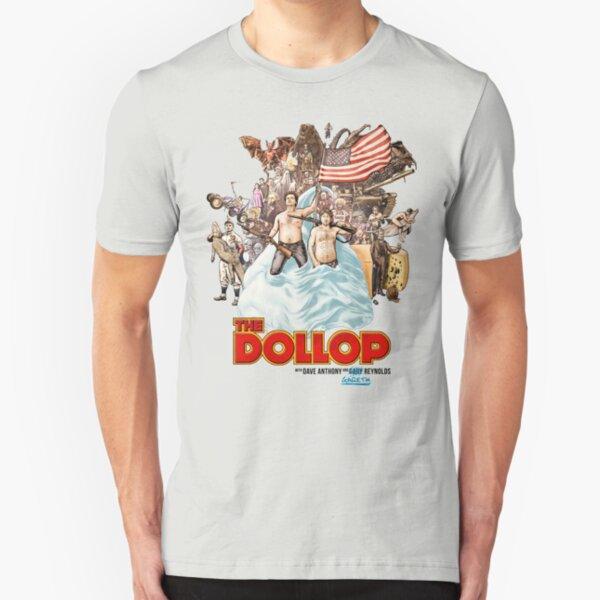 The Dollop 2014 - (T-Shirt) Slim Fit T-Shirt
