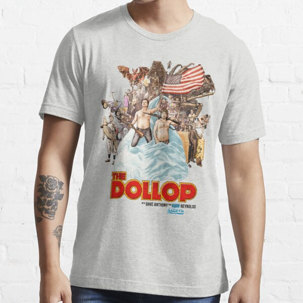 The Dollop 2014 - (T-Shirt) Essential T-Shirt