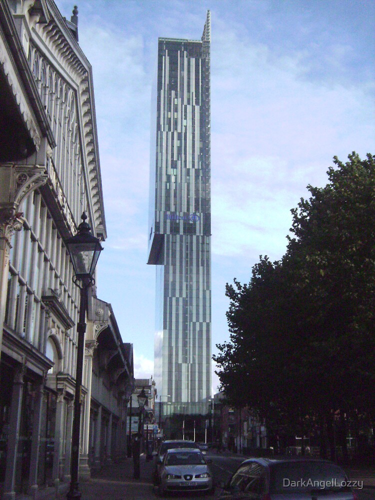 101 of Manchester - Number 5 - Confusing Architecture by DarkAngelLozzy