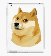 Cute Doge Meme - Doge Dog Doggo Pupper DogeCoin iPad Case/Skin