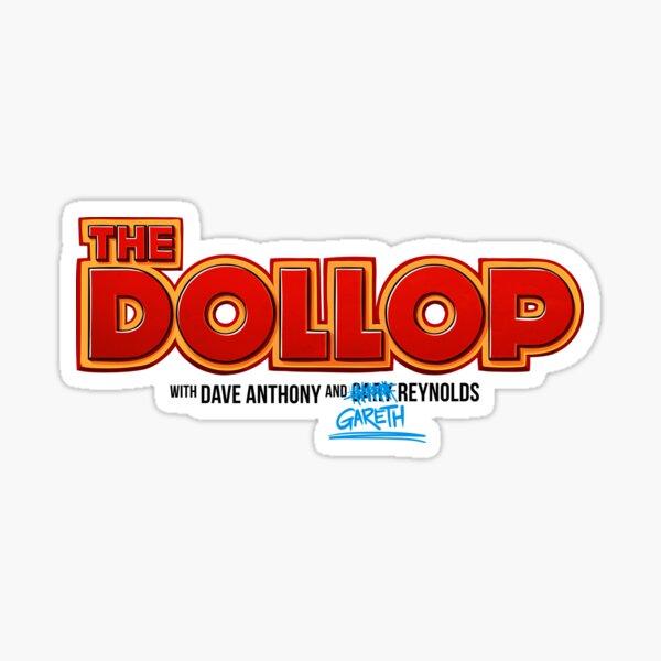 The Dollop - Logo Sticker