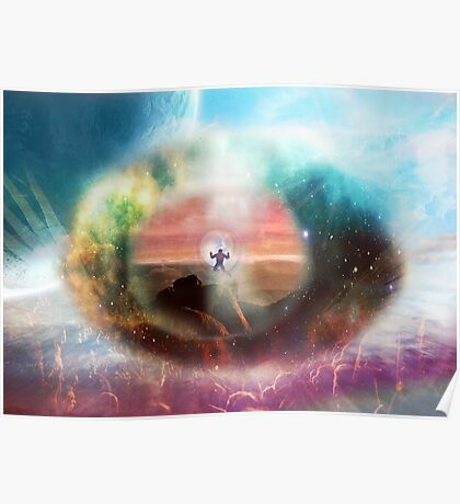 Through the Eye of God Poster