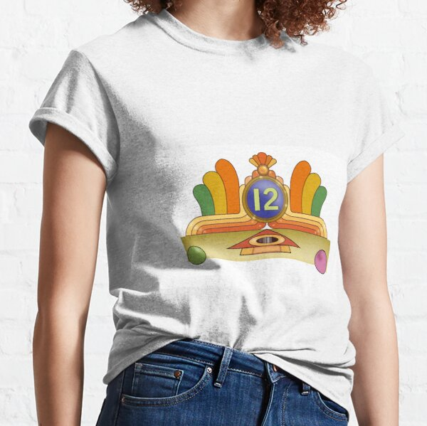 Pinball Number Count Classic T-Shirt
