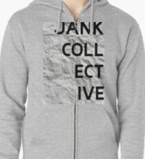 JANK COLLECTIVE Zipped Hoodie