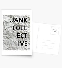 JANK COLLECTIVE Postcards