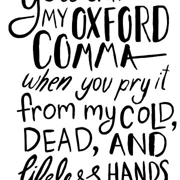 comma grammar by BettyCampbell23