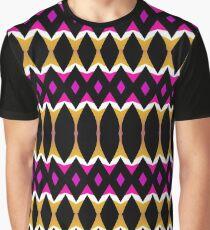 Wild coloured diamonds. Graphic T-Shirt