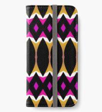 Wild coloured diamonds. iPhone Wallet/Case/Skin