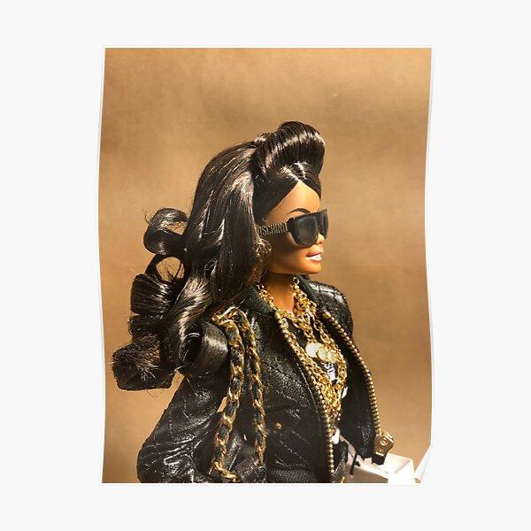 Moschino Barbie Poster