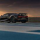 Bugatti Chiron Race Track by GrubbsPhoto
