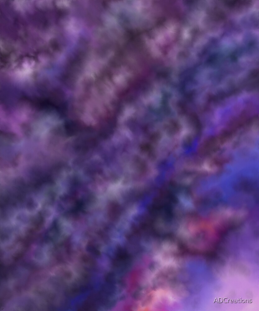 Amethyst Sky  by ADCreations