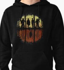 Friends Don't Lie -Eleven, Stranger Things Pullover Hoodie