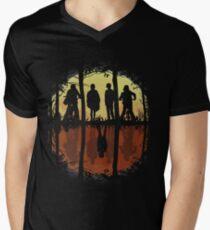 Friends Don't Lie -Eleven, Stranger Things Men's V-Neck T-Shirt