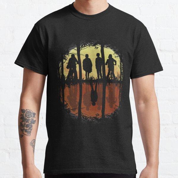 Los amigos no mienten -Eleven, Stranger Things Camiseta clásica