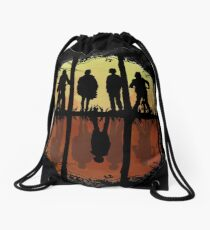 7a8ea58fd1ee Friends Don't Lie -Eleven, Stranger Things Drawstring Bag