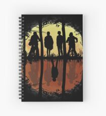 Friends Don't Lie -Eleven, Stranger Things Spiral Notebook