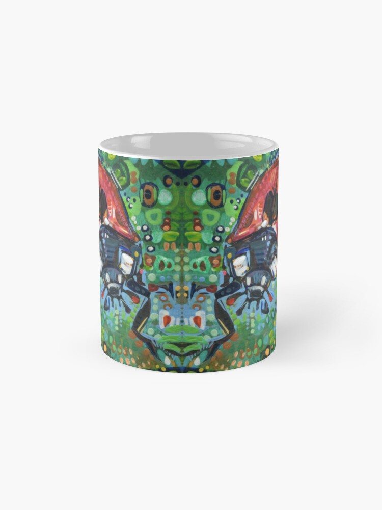Alternate view of Ladybug Painting - 2017 Mug