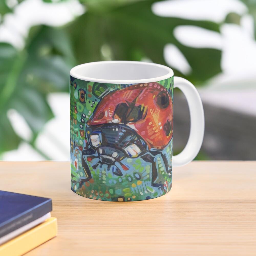 Ladybug Painting - 2017 Mug