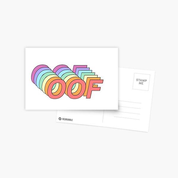 Uff Postkarte