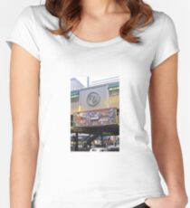CTA Chicago Women's Fitted Scoop T-Shirt